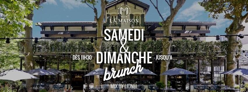 Samedi & Dimanche Brunch