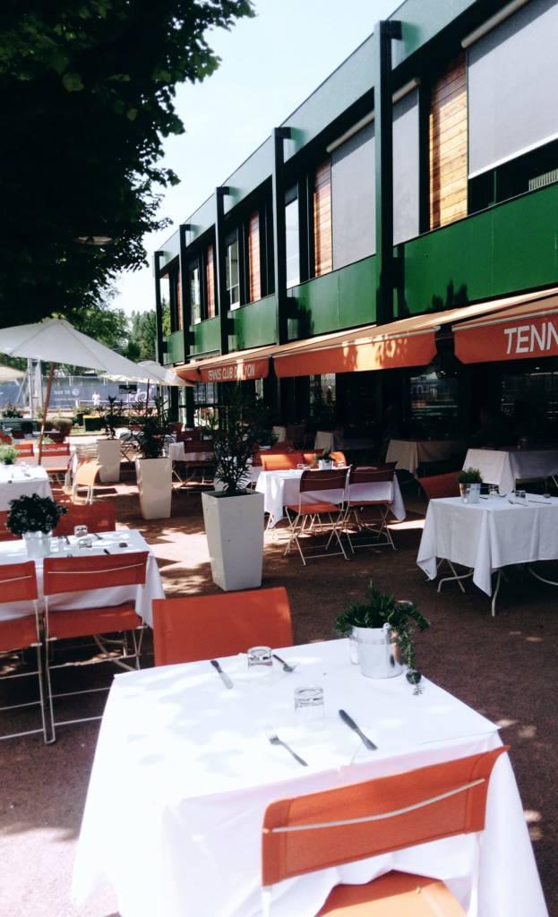 Soirée Casa de Papel : Les apéros festifs du Tennis club de Lyon