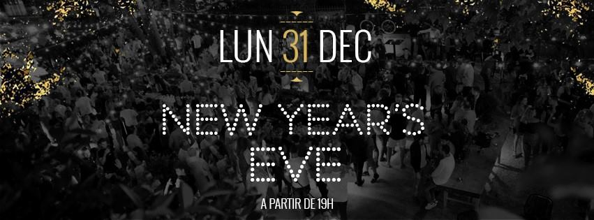New Year's Eve by La Maison
