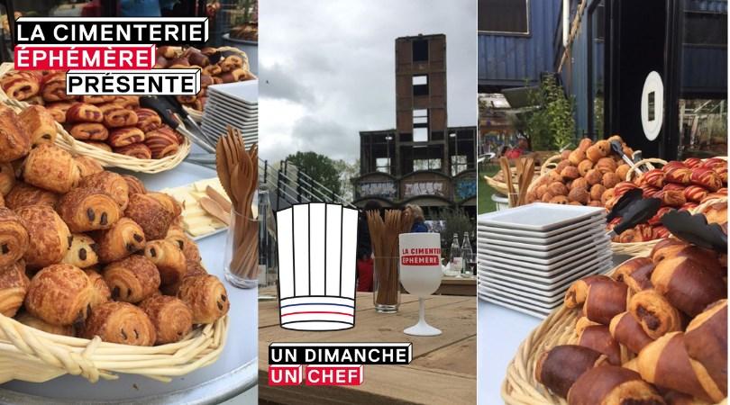 DIMANCHE : Un dimanche, un chef, un beaujolais a La Cimenterie