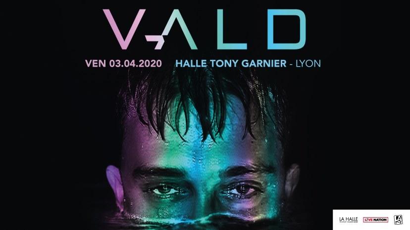 VALD en concert à Lyon !