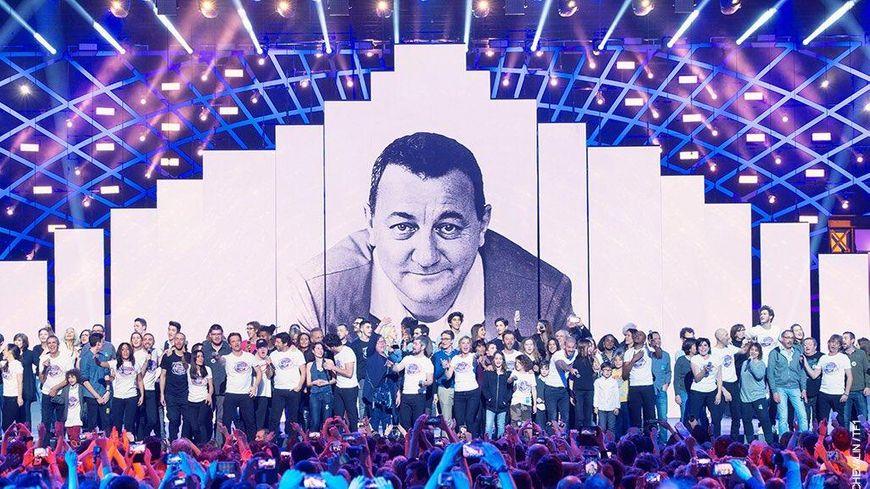 Le spectacle des enfoirés devrait avoir lieu à Lyon en 2021