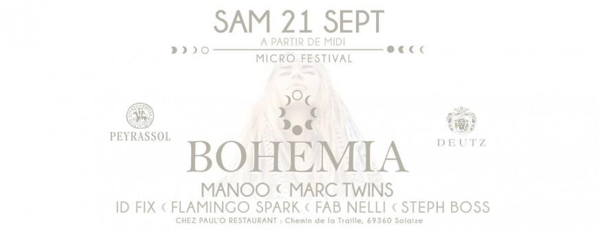 Bohemia Micro Festival chez Paul'O