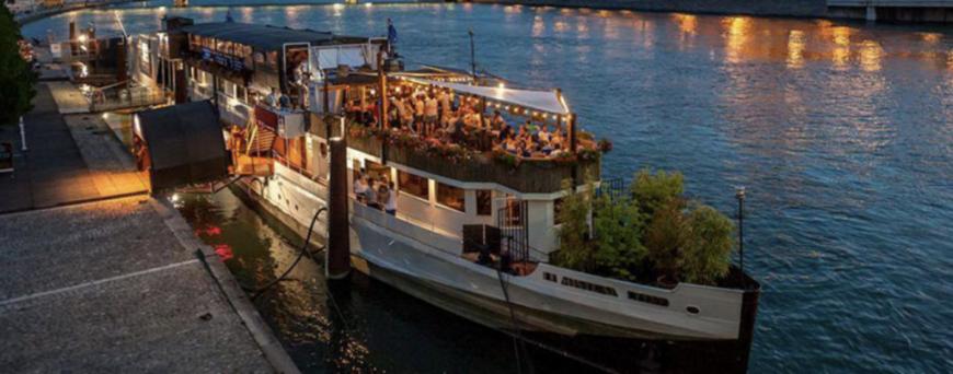 Ayers Rock Boat