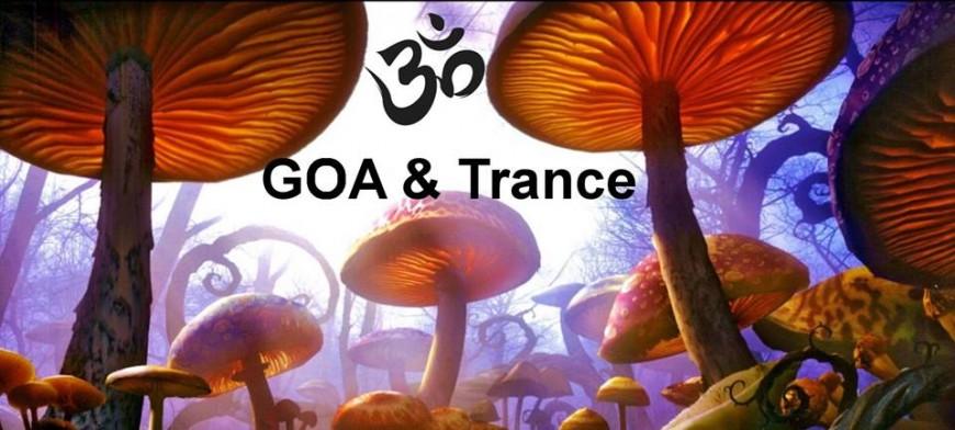 Soirée GOA & Trance à l'Usine !