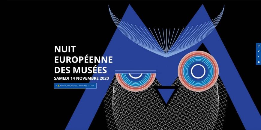 La Nuit Européenne des Musées devient numérique et s'invite chez vous