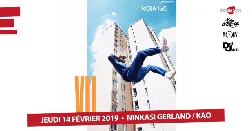 Le jeune Koba LaD sera au Ninkasi Gerland Kao !