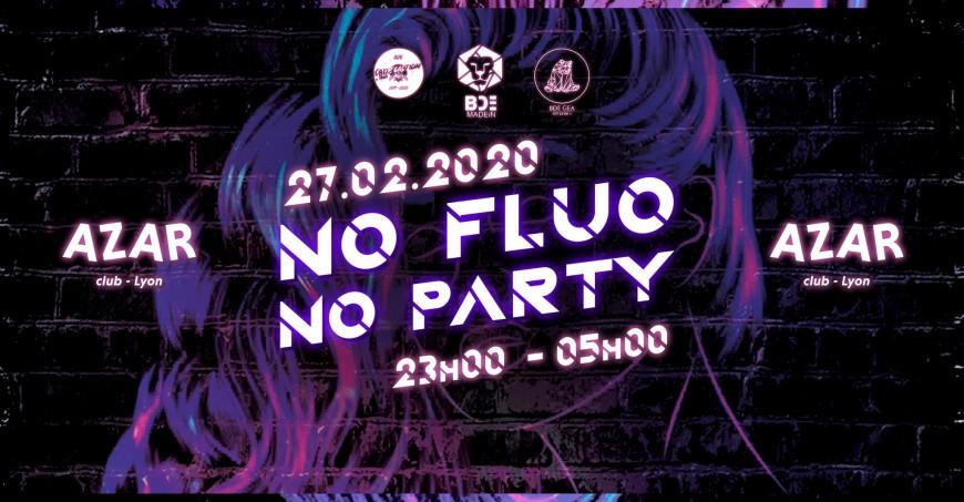 No fluo, no party - AZAR CLUB