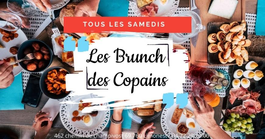Le Brunch des Copains - The Maze