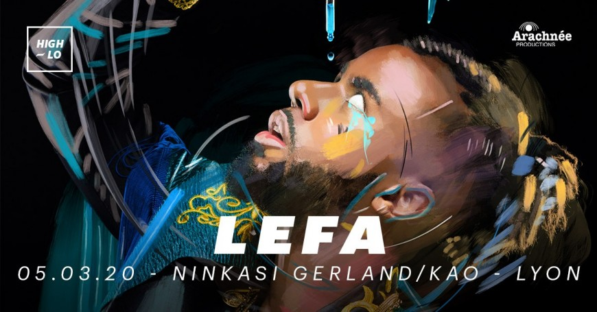LEFA - Ninkasi Gerland / Kao - Lyon