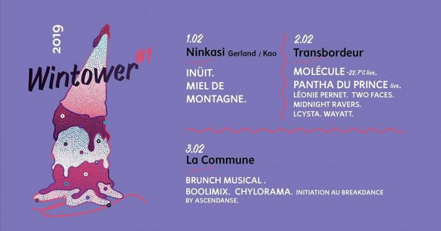 Wintower, le nouveau Festival d'hiver arrive à Lyon !
