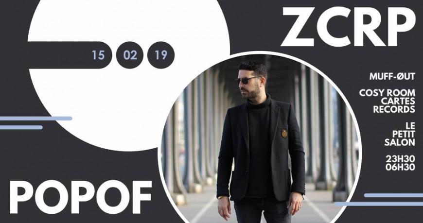 Zoo Corp invite Popof !