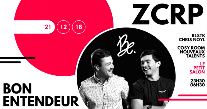 Zoo Corp invite Bon Entendeur au Petit Salon !