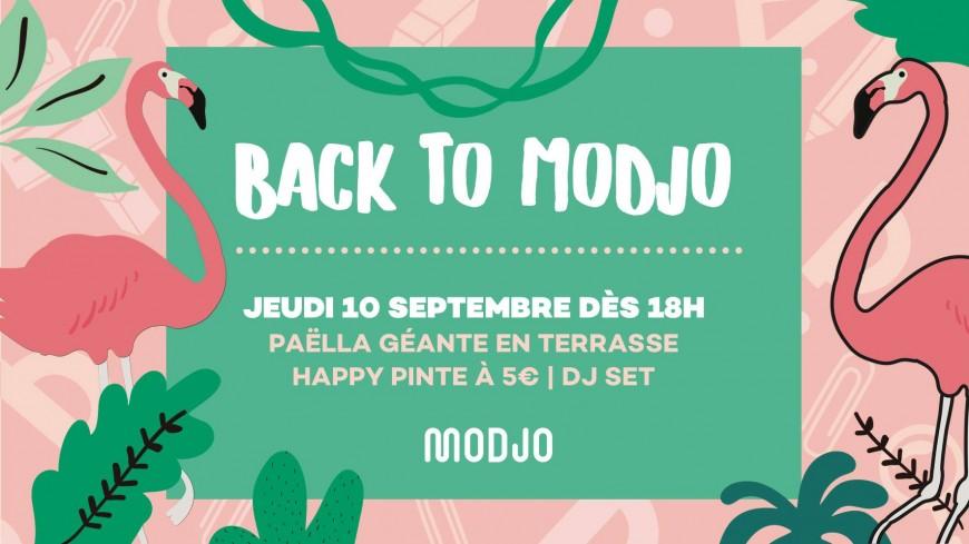 Back to MODJO