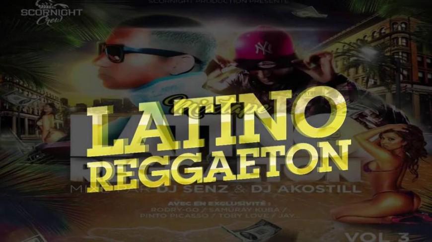 Soirée Latino Reggaeton