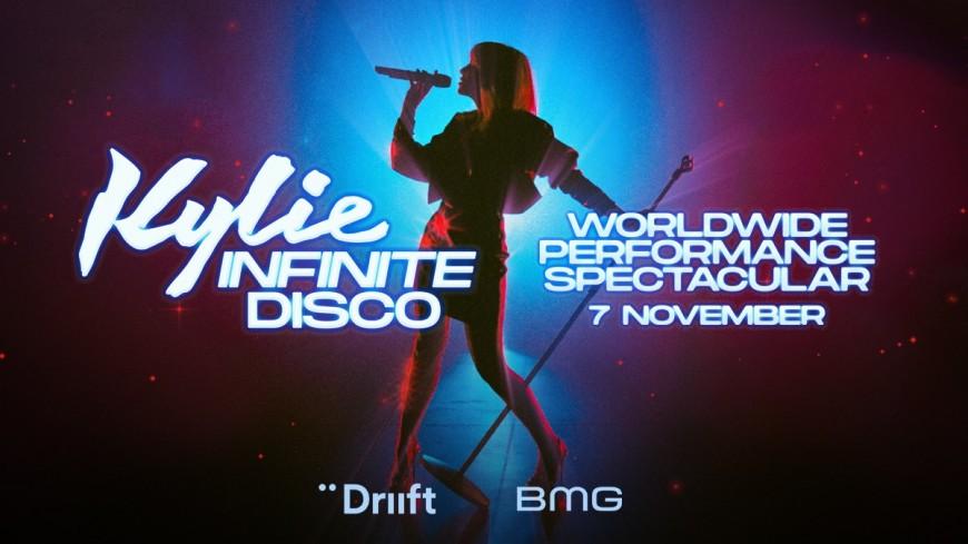 Kylie Minogue - Infinite Disco Live Stream