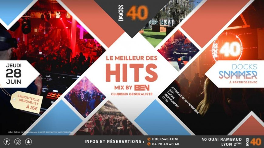 Le meilleur des Hits by DOCKS 40