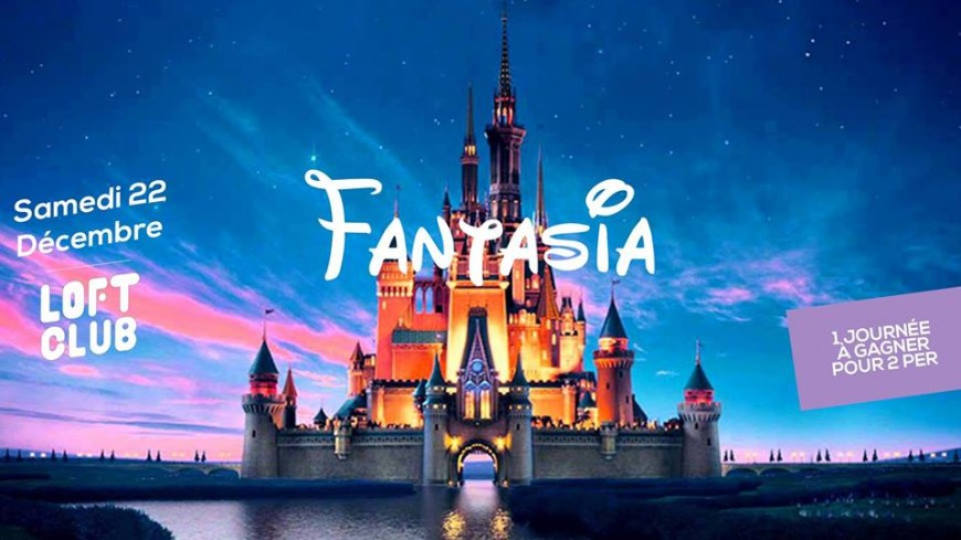 Soirée Fantasia au Loft Club !