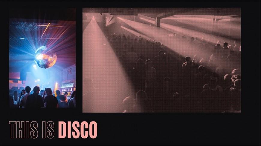 Le Petit Salon vous invite à sa soirée This is Disco !