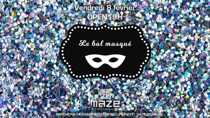 The Maze vous invite à son Bal Masqué !