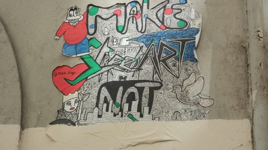 Visite insolite : Partez à la découverte du Street Art Lyonnais