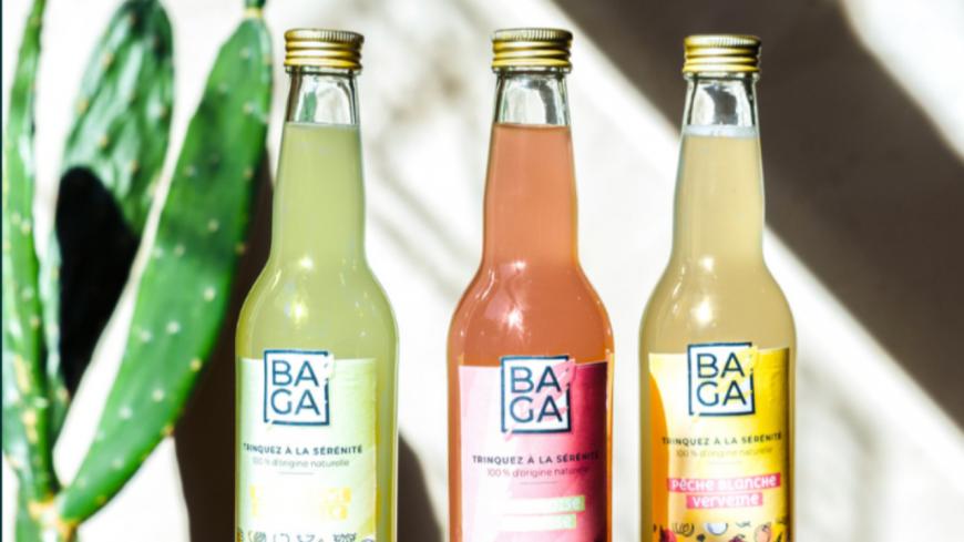 Baga, la boisson au CBD est enfin disponible à la vente