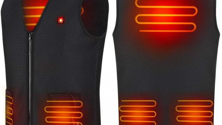 La veste chauffante : le cadeau idéal pour les frileux