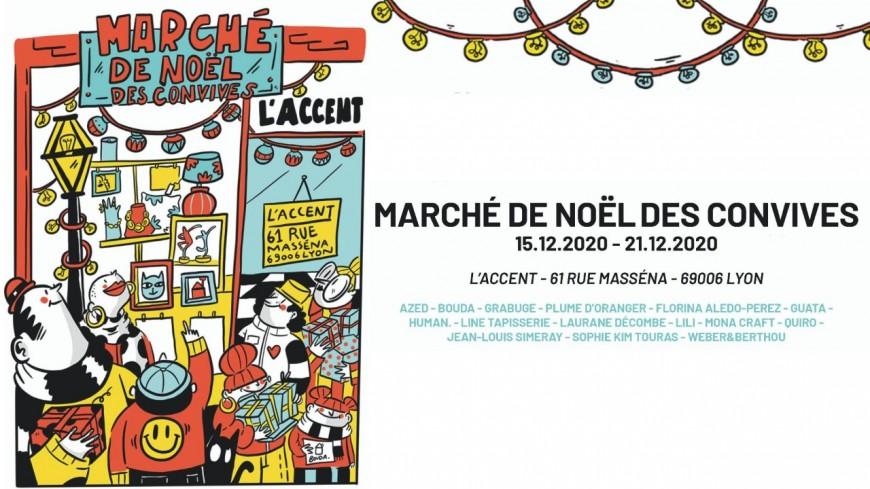 Le Marché de Noël des Convives