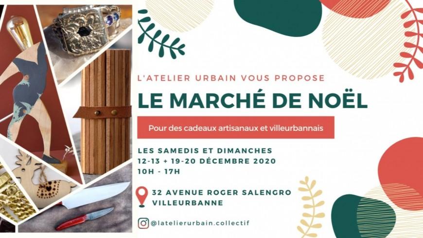LE MARCHE DE NOEL - L'ATELIER URBAIN | LE COLLECTIF
