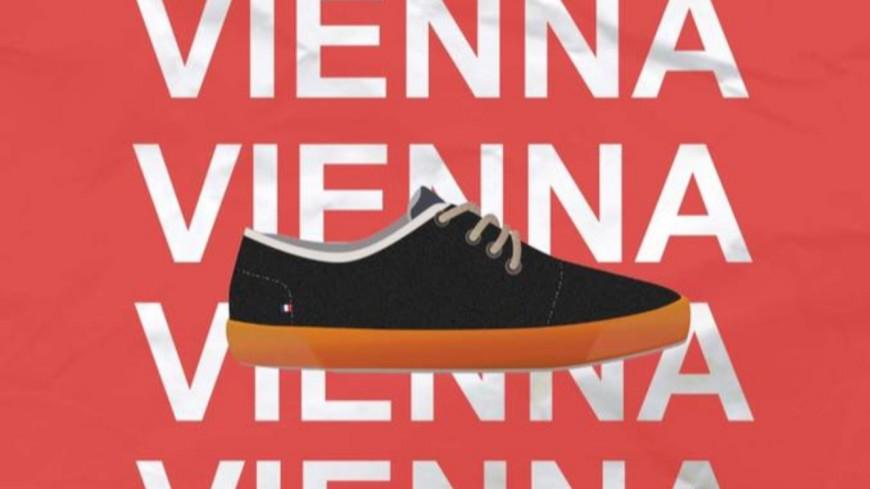Pop-up Store lancement de la basket « Vienna »