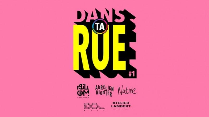 """Le collectif artistique """"Dans ta rue"""" organise un live music/food"""
