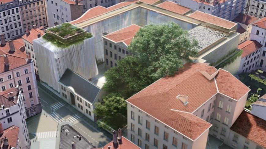 Un nouveau rooftop en plein centre de Lyon va bientôt voir le jour