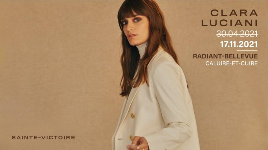 Clara Luciani en concert à Lyon !