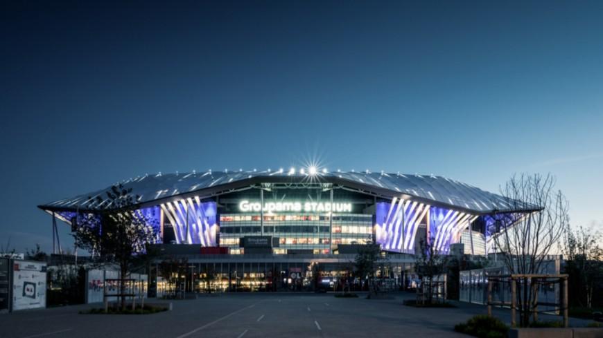 Lancement de la nouvelle ligne de tramway desservant le Groupama Stadium