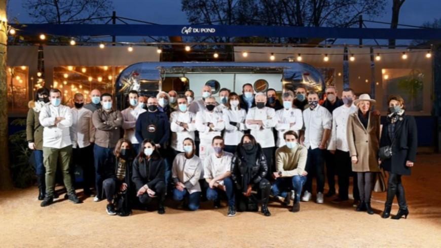 Le food truck des chefs lyonnais fait son retour jusqu'au 12 février