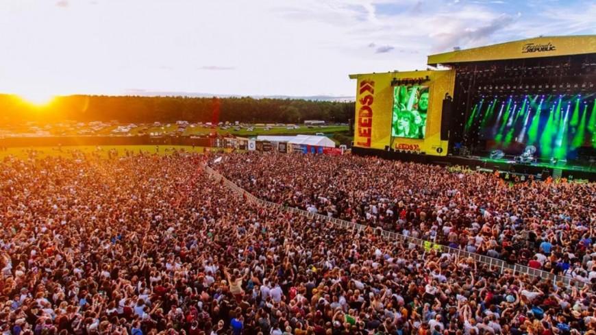 Angleterre : Deux énormes festivals confirmés !
