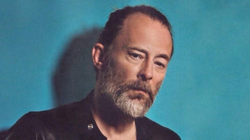 Thom Yorke en concert à Lyon