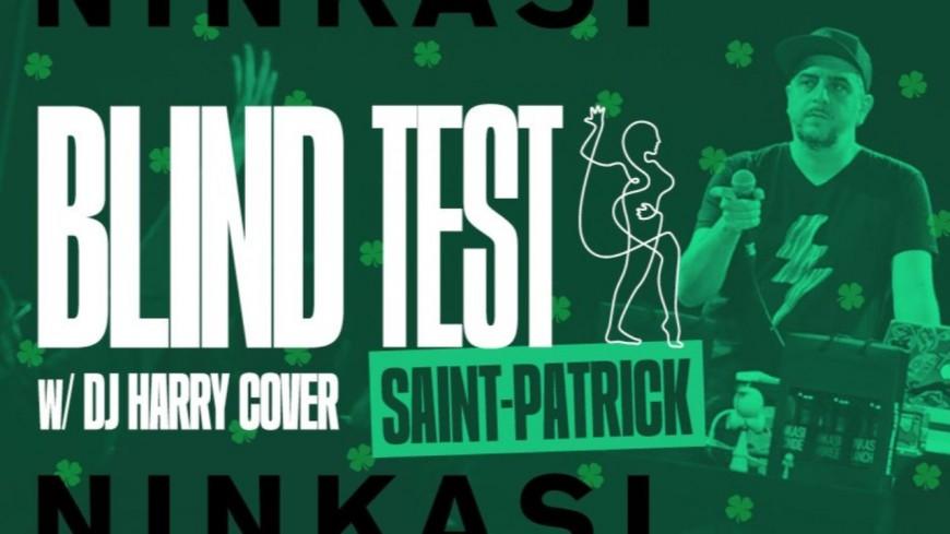 Le Ninkasi organise un blind test de la Saint Patrick en live