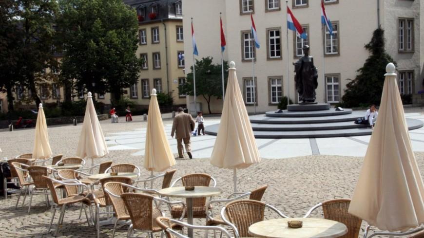 Luxembourg : réouverture des terrasses le 7 avril