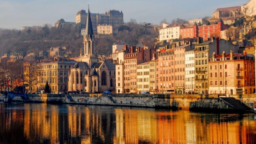"""Lyon, finaliste pour le titre de """"Meilleure destination urbaine d'Europe 2021"""""""