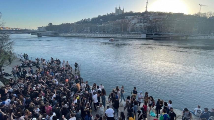 La fête géante sur les quais fait réagir Marlène Schiappa