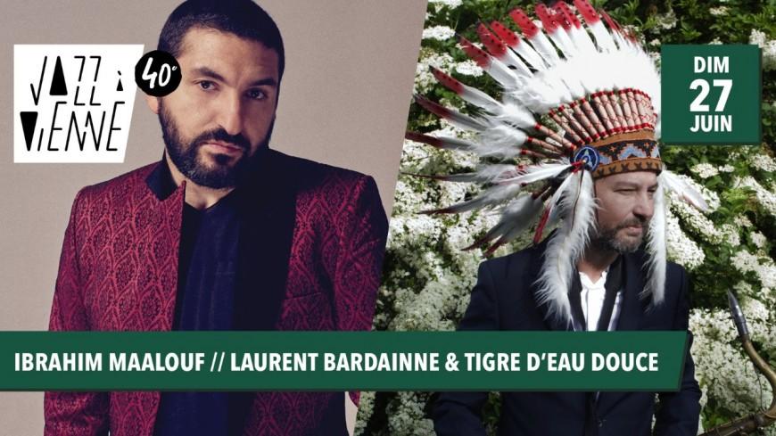 Jazz à Vienne 2021 : Ibrahim Maalouf, Laurent Bardainne & Tigre d'eau Douce  Jazz à Vienne 2021