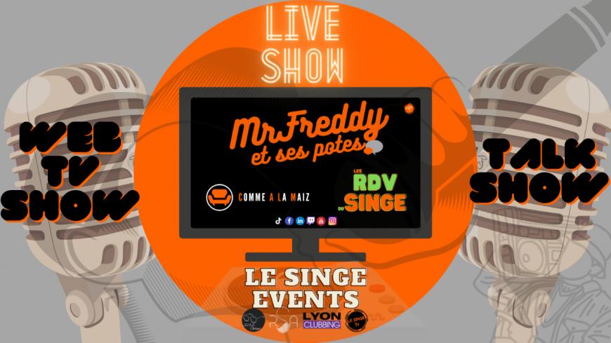 Les RDV du Singe #1 avec Lyon Clubbing : rencontre avec  Marc Bonneton, fondateur du barL'Antiquaire (vidéo)