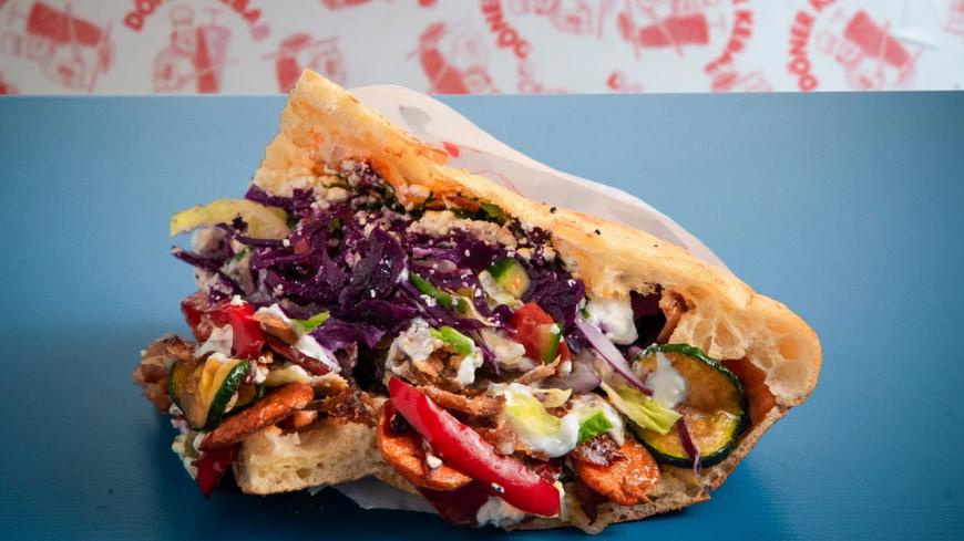 Le meilleur kebab de France est à Lyon !