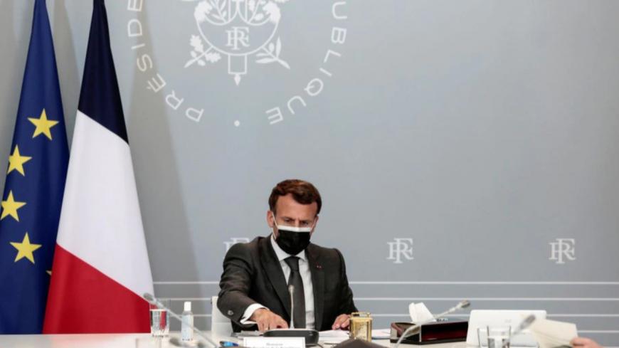 Emmanuel Macron évoque le décalage du couvre-feu après 19h