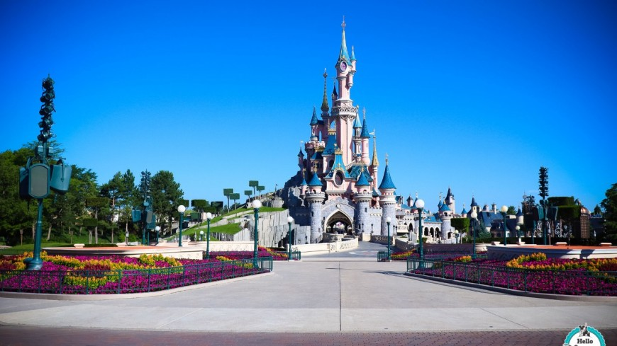 Disneyland Paris se transforme en centre de vaccination
