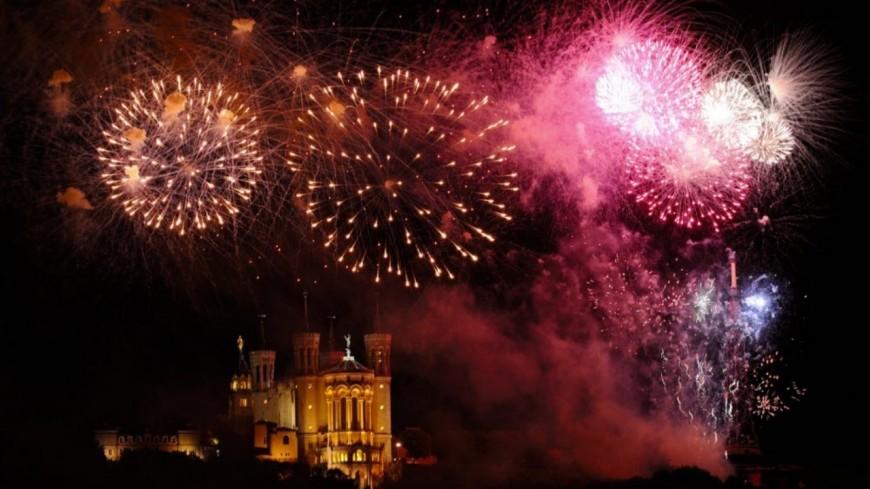 Le feu d'artifice traditionnel du 14 juillet à Lyon aura bien lieu !