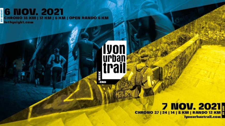 LYON URBAN TRAIL Festival vous donne rendez-vous cet automne !