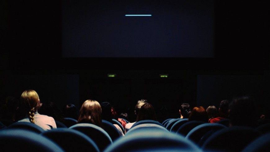 Une forte baisse de la fréquentation des cinémas a été observée
