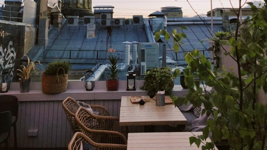 Tour d'horizon des rooftops lyonnais, nos préférés